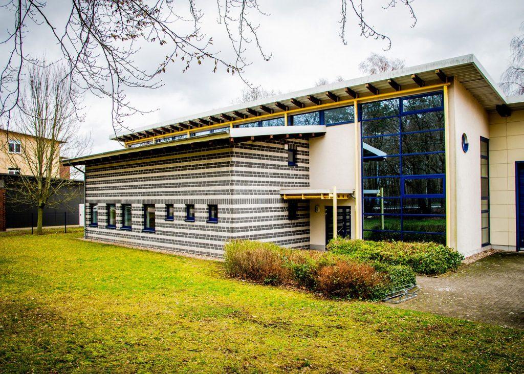 Intec Firmengebäude