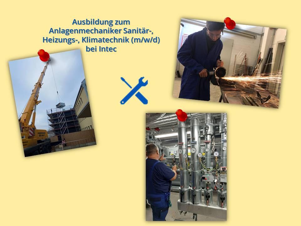 Ausbildung Studium Neubrandenburg Anlagenmechaniker